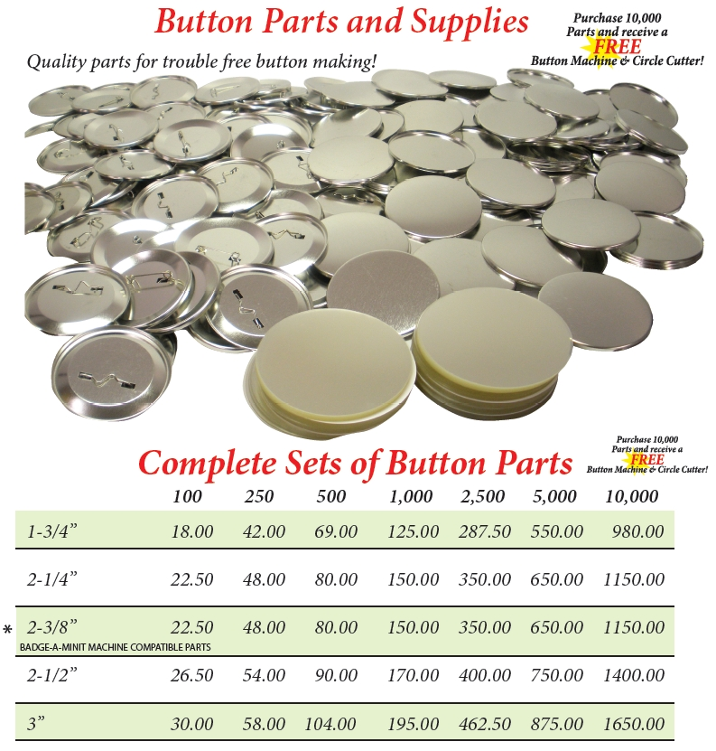 parts supplies grid